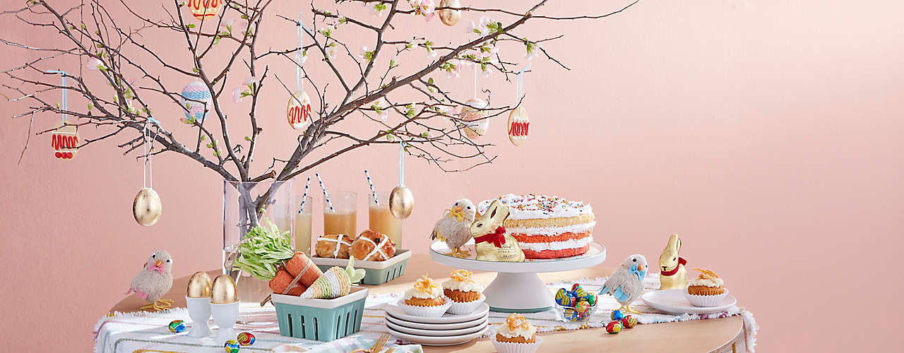 Find everything you need for a happy Easter at home.
