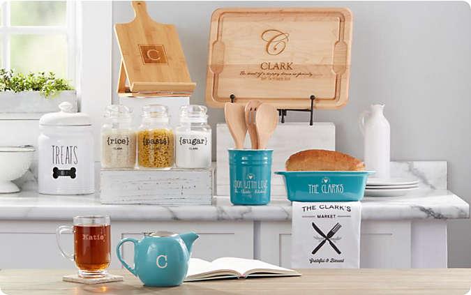 Shop Personalized Kitchen
