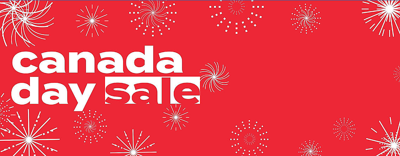 Canada Day sale baby and kids