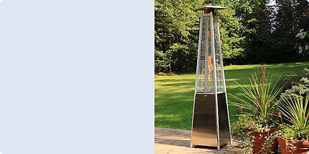 Extend the Season with Outdoor Heaters
