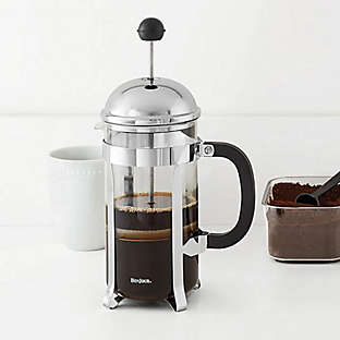 french press & pour over