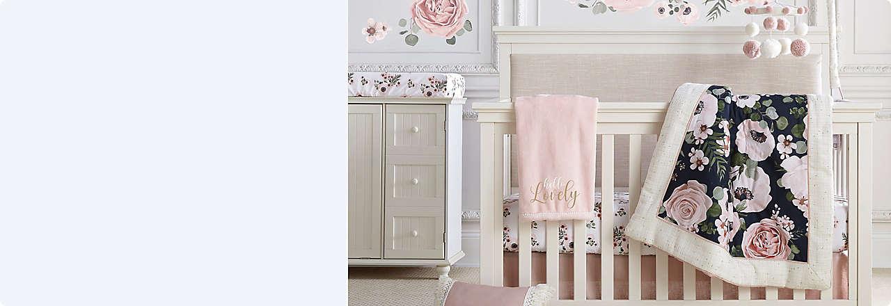 nursery necessity: crib sets