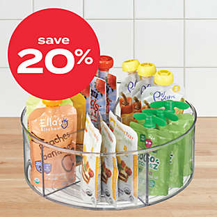 up to 20% off kitchen organization