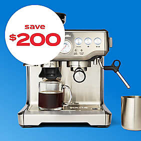 $200 off Breville The Barista express