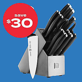 $30 off select cutlery
