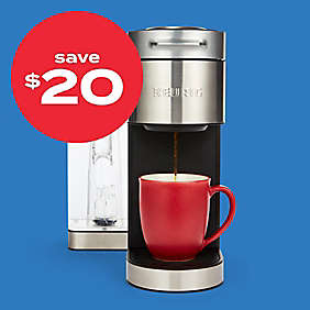 $20 off select coffee makers