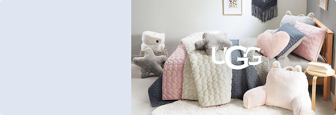 New UGG® Kids' Bedding & Accessories