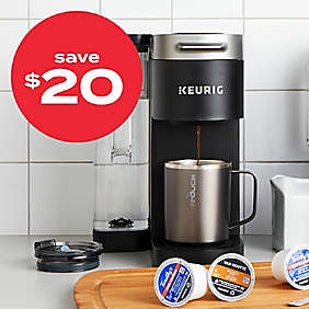 $20 off Keurig® coffee machines