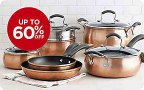 Up to 60% OFF Select Cookware Sets!. Shop Now
