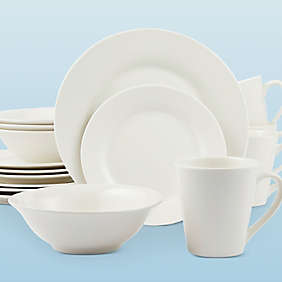 dinnerware sets from $38