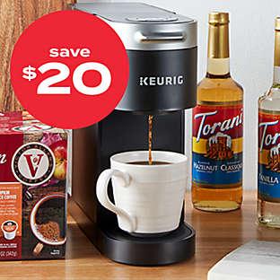 $20 off Keurig® K-Slim™