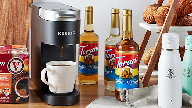 $10 off Keurig® K-Mini® coffee maker
