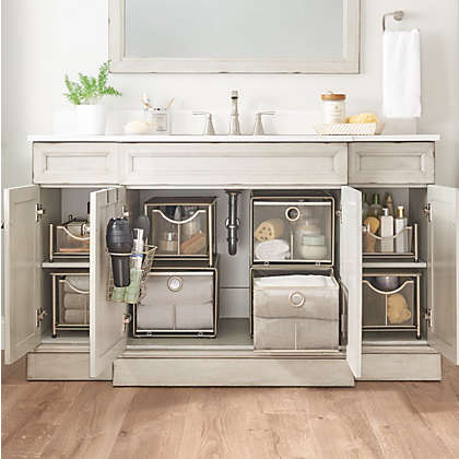 Bathroom Organization