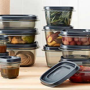 save 20% on select food storage