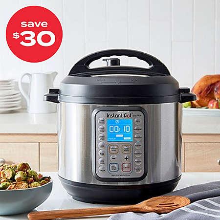 Instant Pot® appliances