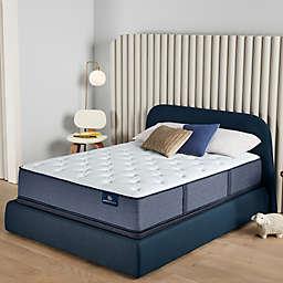 "Serta® Perfect Sleeper Cobalt Coast 13"" Plush Mattress with Foundation"