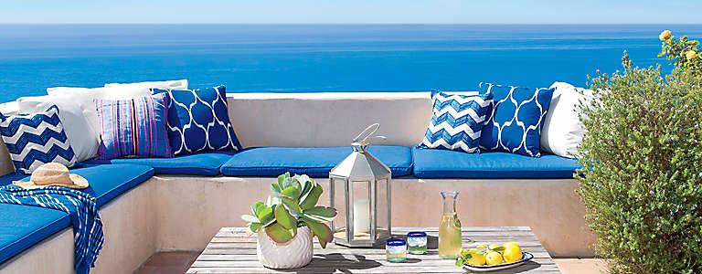 Blue Weather Guard Departments Home Decor Bed Bath Beyond