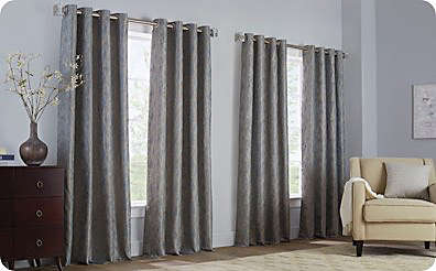 Curated Drapes Collection: luxe up any space!. Shop Now