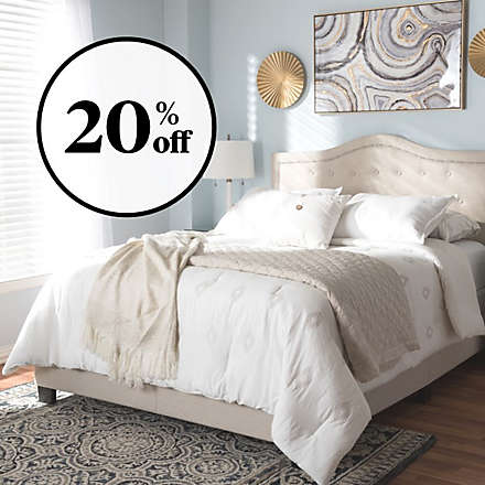 Save on Select Beds and Headboards. Shop Now