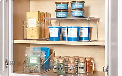 Shop Kitchen Organization