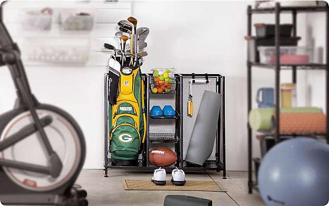 Shop Garage Storage