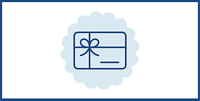Personalize your gift card and have it delivered in minutes!
