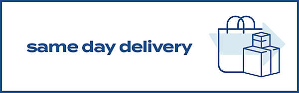 Your order will be delivered right to your door for as little as $4.99.