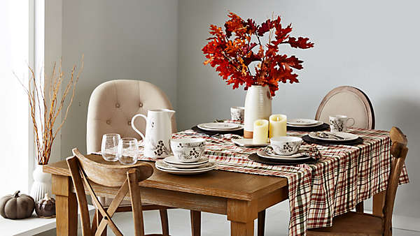 Spruce up your space for the holiday season