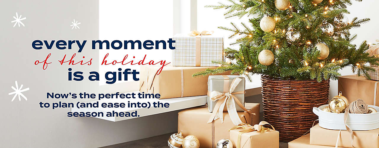 every moment of this holiday is a gift
