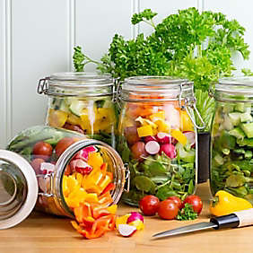 Preserve summer veggies for autumn snacks and meals.