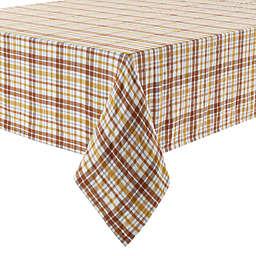 Harvest Plaid Tablecloth
