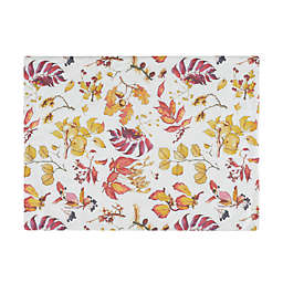 19-Inch Thanksgiving Leaves Placemat