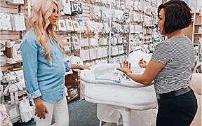 Shop With Our Registry Experts—For Free!. Learn more