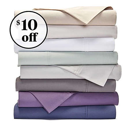 Save on Heartland® HomeGrown™ 400-Thread Count Sateen Sheet Sets. Shop Now