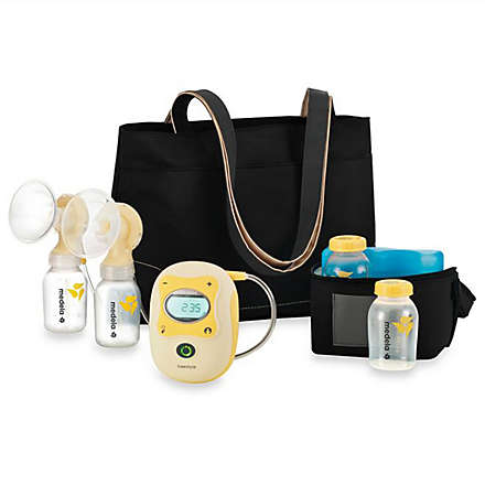 f78d4921041b6 Save $25 Medela® Freestyle® Mobile Double Electric Breast Pump with  Shoulder Bag. Shop Now