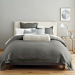 Nestwell™ Pure Earth™ Organic Cotton 3-Piece Full/Queen Duvet Cover Set in Dark Forest