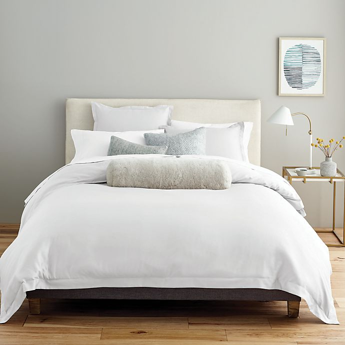 Alternate image 1 for Nestwell™ Pure Earth™ Organic Cotton 3-Piece Duvet Cover Set