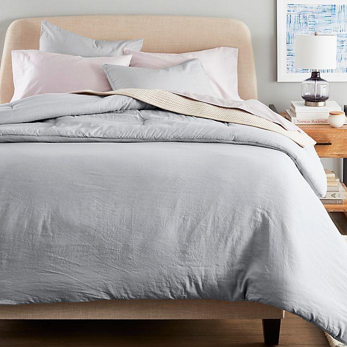 Alternate image 1 for Nestwell™ Washed Linen Cotton Comforter Set