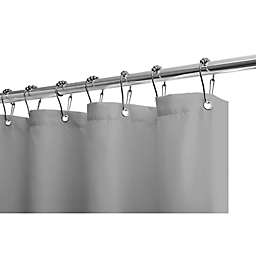 Nestwell™ 70-Inch x 72-Inch Fabric Shower Curtain Liner in Grey