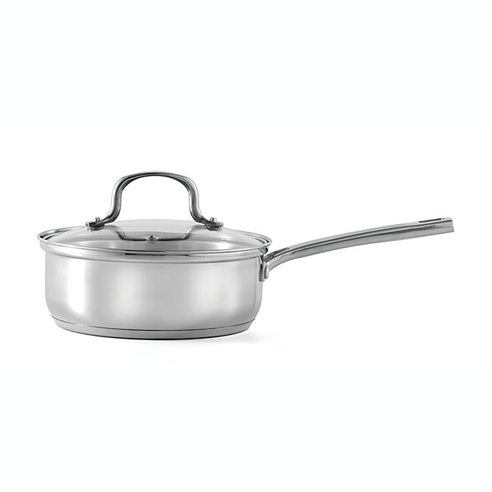 Alternate image 1 for Our Table™ 4-Cup Stainless Steel Egg Poacher