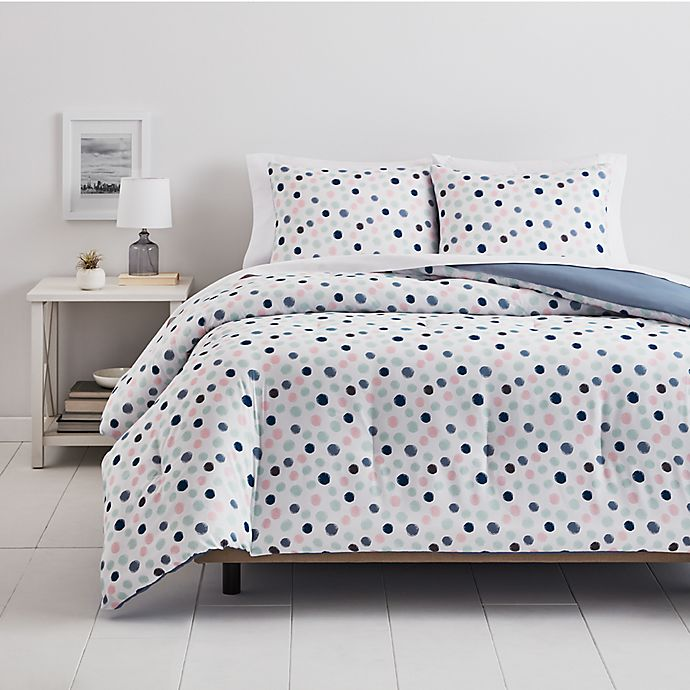 Alternate image 1 for Simply Essential™ Dots Bedding Collection