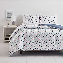 Simply Essential™ Dots 2-Piece Twin/Twin XL Comforter Set