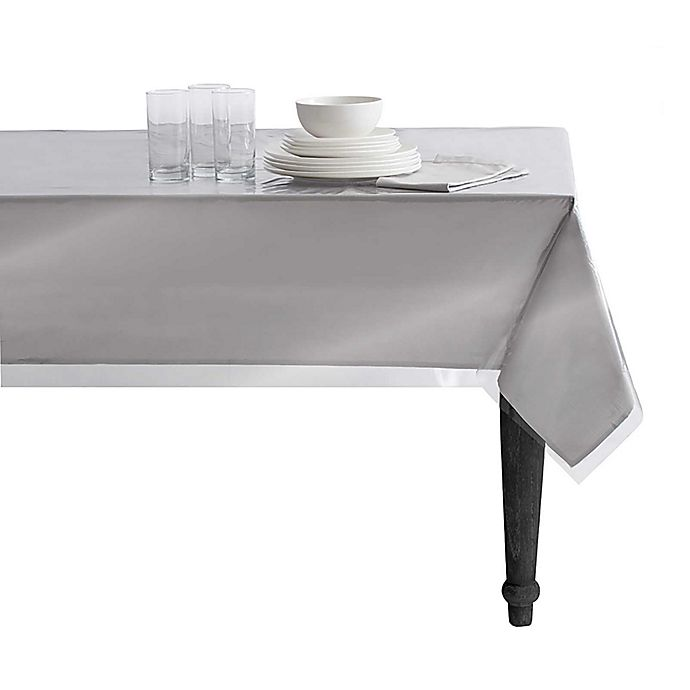 Alternate image 1 for Simply Essential™ Clear Table Protector