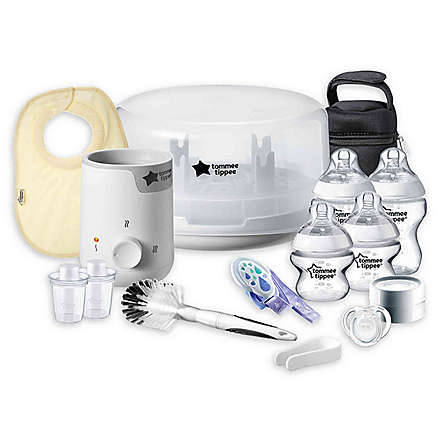 50% off Tommee Tippee® 15-Piece Closer to Nature Newborn Gift Set. Shop Now