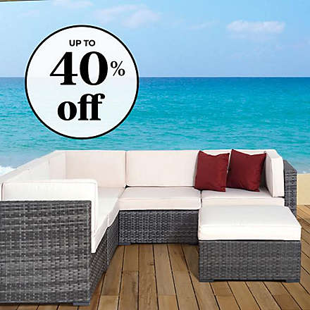 Save on Select Outdoor Furniture. Shop Now