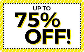 Up to 75% off deals for every room in your home.. Shop Now