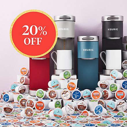 Save on Keurig® K-Mini Machine + K-Cup® Pod Value & Variety Packs. Shop Now