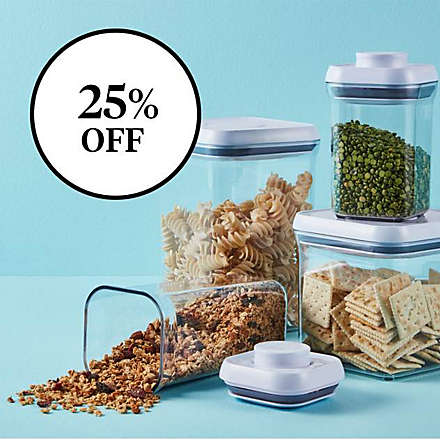 OXO Good Grips ® Pop Food Storage Container Deal. Shop Now