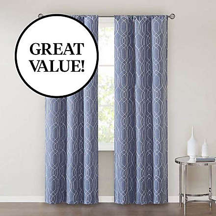 Wow! 2-Pack Window Panels Starting at $14.99. Shop Now