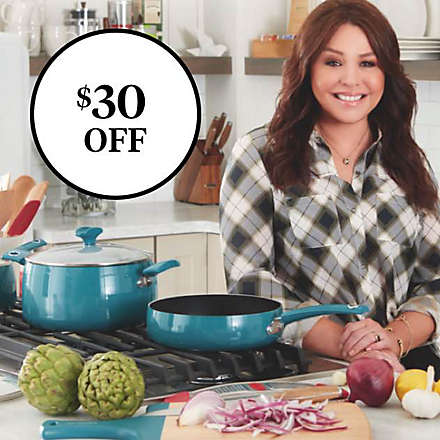 Save on Rachael Ray™ Cityscapes Cookware Sets. Shop Now